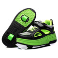2017 latest adult roller skating shoes two wheels fashion skating shoes wheel shoes roller skating shoes NO.062