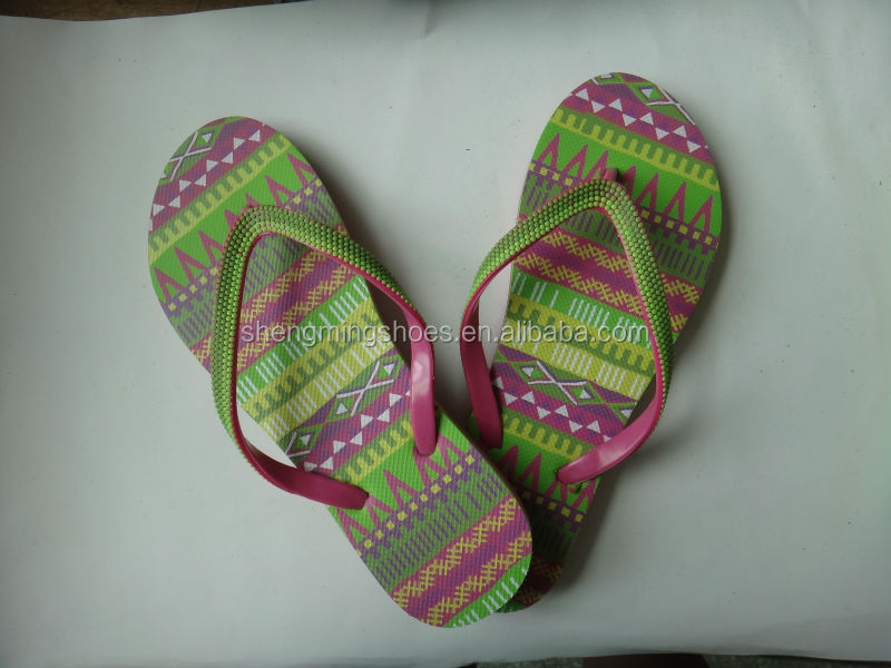 2014 hot-selling women PVC Slippers