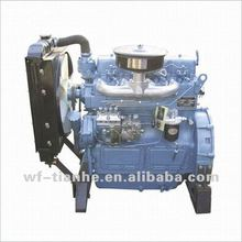 Chinese water cooled 495D1 36kw diesel engine