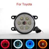 Led fog lamp for Peugeot 207 307 308 408 2012 12 volt car lights led