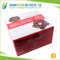 2017 hot sale cosmetic MISS ROSE Authentic rotation color makeup palette