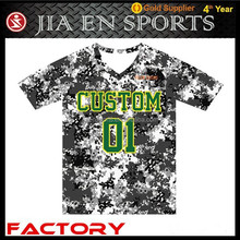 High quality custom short sleeve basketball jersey