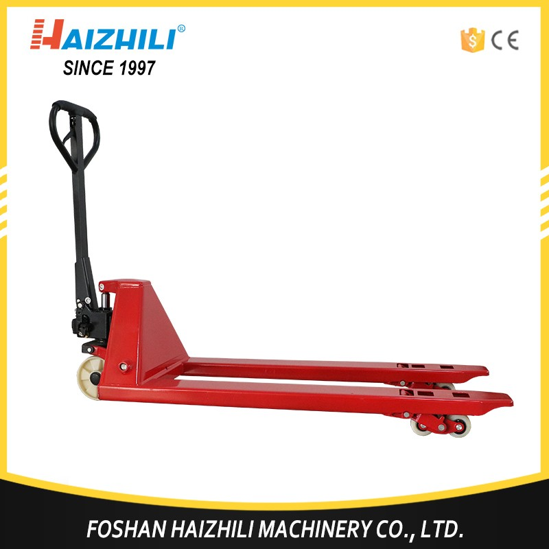 Alibaba wholesale general industrial equipment hand pallet truck hs code