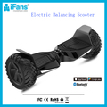 smart balancing electric scooter with safe battery dual-wheel hoverboard