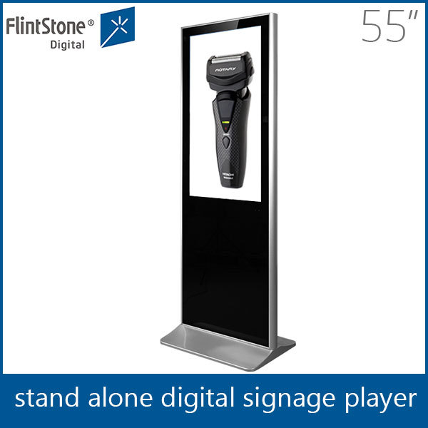 FlintStone new products 2016 outdoor marketing advertising display and advertising product, advertising <strong>screen</strong>