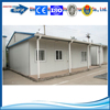 ISO standard steel structure hotel prefabricated