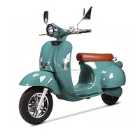 export mexico chinese 1000w electric motorcycle classic moped/ vespa scooter for sale