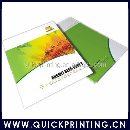 Full color customized coupon book printing