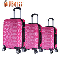 Fashion Travel luggage, abs luggage set,luggage bags cases
