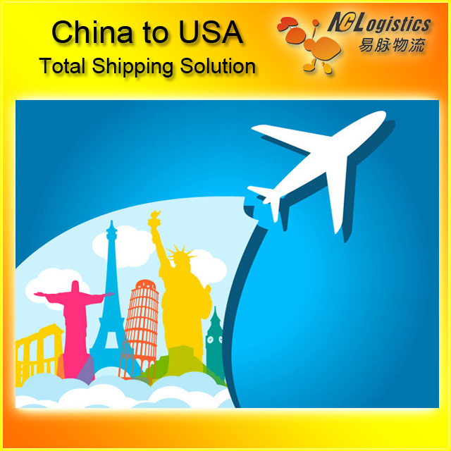 air freight from china to dallas