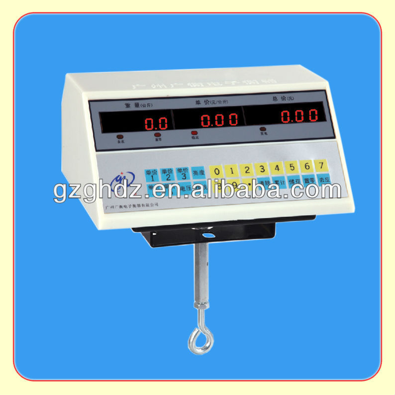 GH price weighing scale parts/ indicator price counting electronic balance for sale