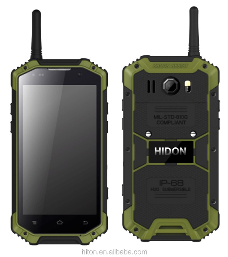 Android 4.4 4G LTE Networks explosion proof mobile phone With Infrared-control NFC GPS and AGPS Waikie-Talkie wireless