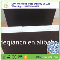 China construction Marine Plywood meranti laminated board