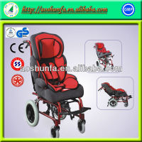 Reclining wheelchair-AS258LBYGP