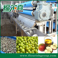 Turnkey project industrial fruit juice processing line