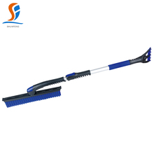 Multipurpose Long Handle Removal Snow Brush Ice Scraper