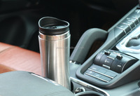 450ml Australian stainless steel inside and plastic outside auto cup MX-A1643