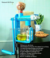 Cocoa Bean Oil Press Manual Oil Press