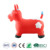 PVC inflatable jumping animal toy for kids