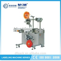 hot selling automatic un-dry glue labeling machine with reasonable price DFD02-11