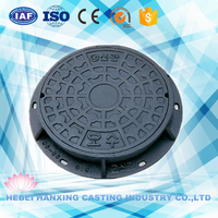 hinged manhole cover And lawn grating