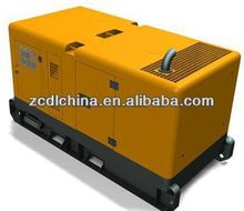 20kw diesel generator with 8 hour base fuel tank
