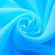 Widely Used plain chiffon for saree ombre fabric dress dyed