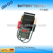 laptop battery tester Car Battery Tester FY-64D battery internal resistance tester