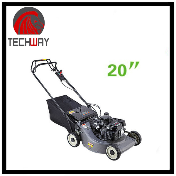 manufacturer price grass cutter mower lawn gas 158CC manual lawn mower