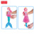 Zhorya lovely mermaid doll costume play fashion fairy doll toy for girls
