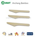 Amazon hot sale disposable wooden free sample knife