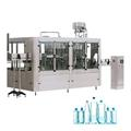 complete small bottle mineral pure water production line plant machinery
