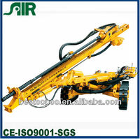 oilfield HCM351 anchoring hydraulic top drive drill rig