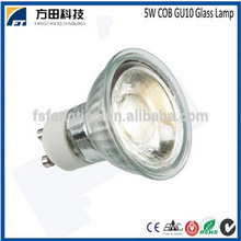 GU10 5W LED Bulbs Spotlight High Power Day Warm White Light Spot Bulb Lamp