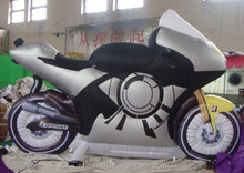 inflatable motorcycle