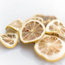 100% purity dried lemon lemon fruit or vegetable