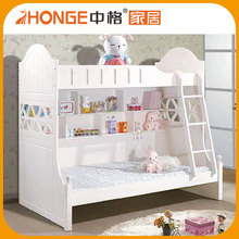 Traditional Design In Guangzhou Wholesale Price Girls Twin Bed