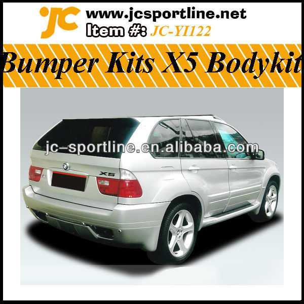 Car Tuning Auto Bodykits ,05-07 X5 Kit Body For BMW