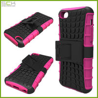 Hot PC and Silicone case for iphone 5C