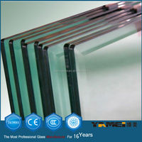 Made in china ! tempereded glass_ toughened glass_meter price tempered glass