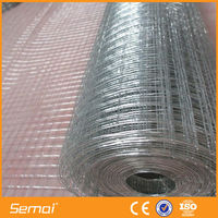 stainless steel galvanized rabbit cage welded wire mesh rolls