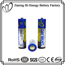 Environment Friendly UM4 AAA R03 1.5V Dry Battery Manufacturer