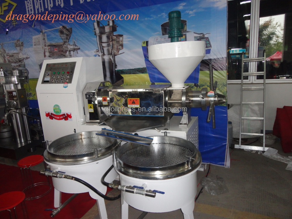 Vegetable Seed Safflower Oil Extraction Machine