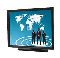 17Inch Full Function Cheap Touch Screen Monitor