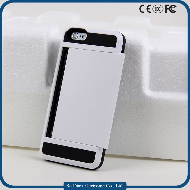 Factory wholesale bulk custom logo cell phone housing for iphone 6plus