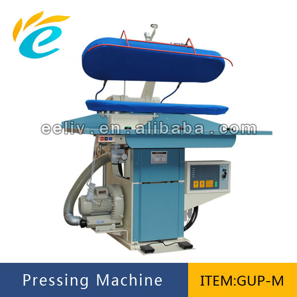 Industrial Steam Iron Press Machine