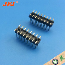 Professional 1mm 1.27mm 2mm 2.54mm pitch pin header with high quality