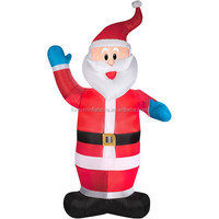 Hot sale inflatable christmas santa claus