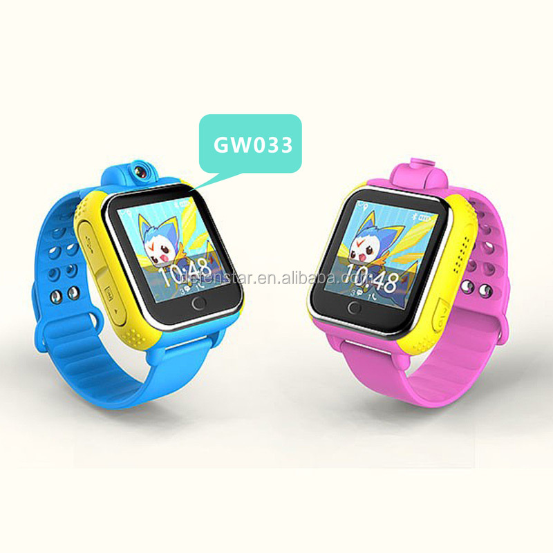 Quad band Support 3G Net GPS GSM Watch