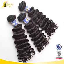hot sale 6a grade hair, brazilian long hair, different color hair weaves